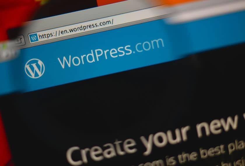 WordPress technologie la plus utilisee pour la creation de sites Internet