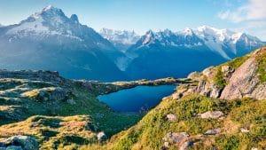 alpes Chamonix