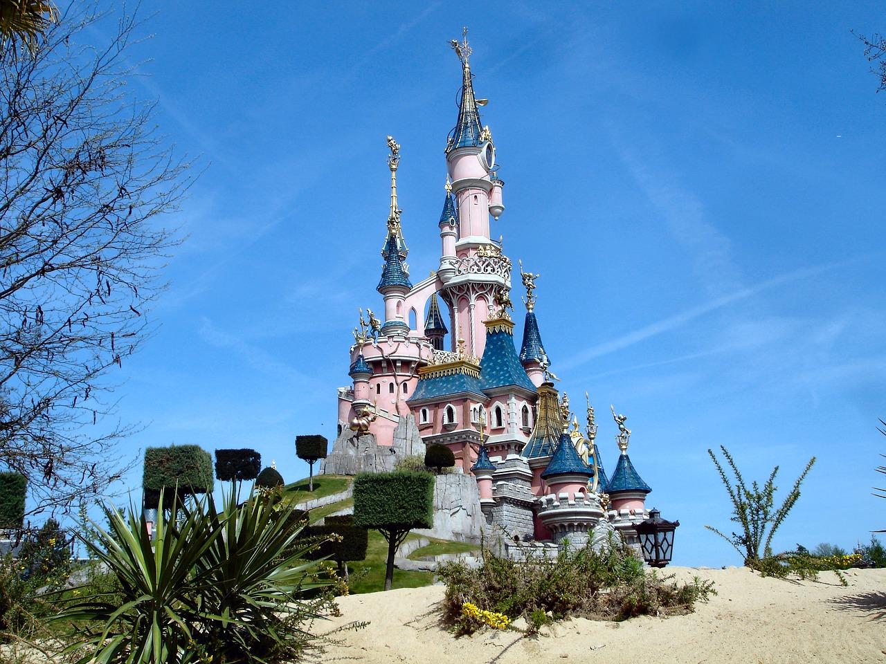 au pays de Disneyland Paris