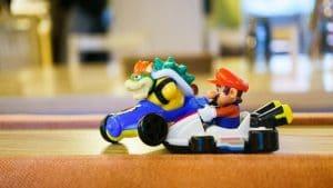 collections de produits dédiées à Mario
